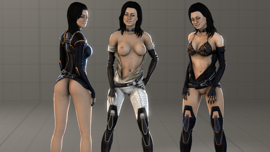 Miranda Variants (Latex Suit)