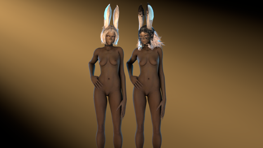 Mjrn & Fran [Final Fantasy XII]