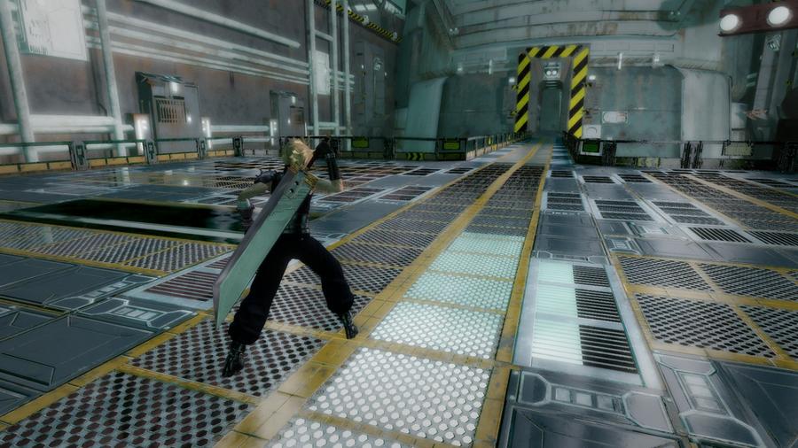 Mako Reactor 2 - Mobius Final Fantasy