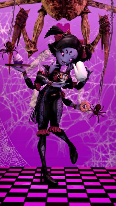 SpiderWEB [MATERIAL]