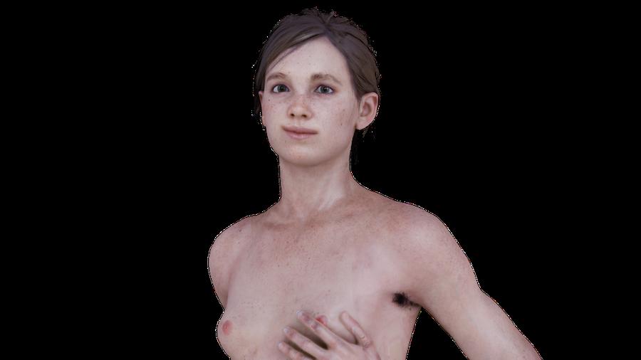 Ellie Nude - The Last Of Us 2