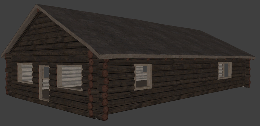 Camp Buildings [Friday the 13th]