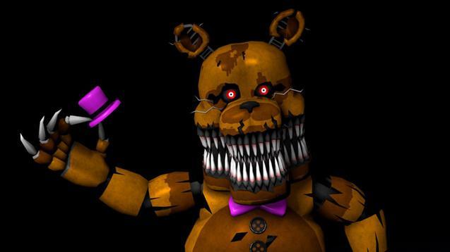Nightmare Fredbear (+ Nightmare)