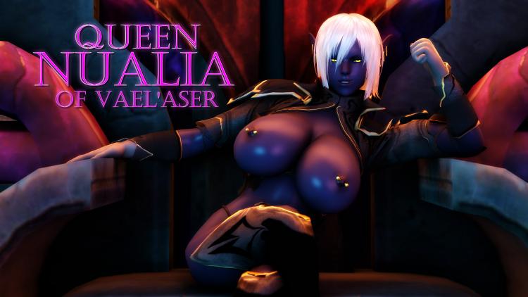 Queen Nualia (Fallen Throne) [v1.2]