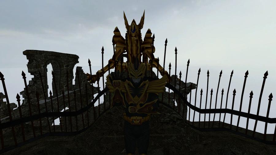 Kamen Rider Odin/Wrath