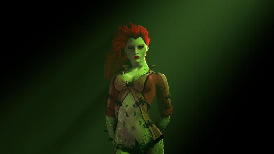 Poison Ivy (Arkham City)