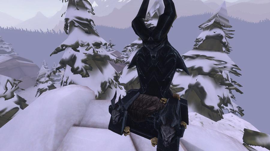 [WoW] Icecrown Throne (Arthas)