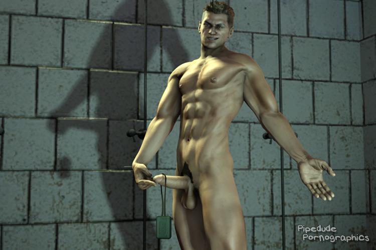 [RE6] Piers Nivans Nude (version 2)