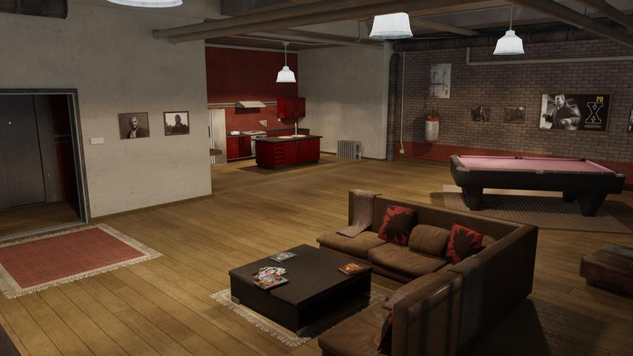 GTA IV Playboy X's Penthouse