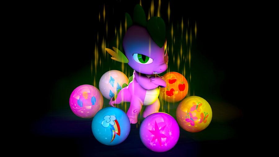 Pony Balls