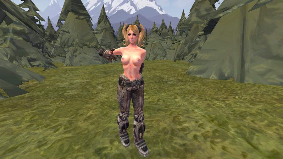 Juliet COG Soldier 1.1
