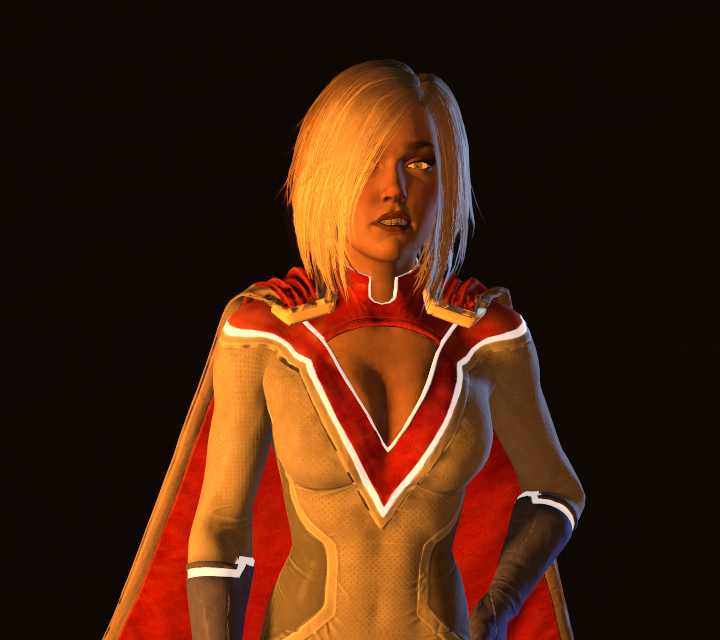 Power Girl - Injustice 2