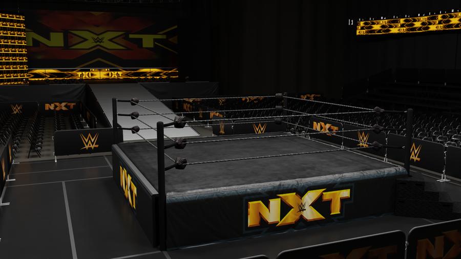 Wrestling Ring (2K)