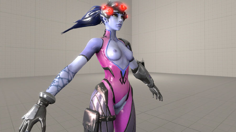 [Overwatch] Ellowas' Widowmaker 2.0 HD version for SFM