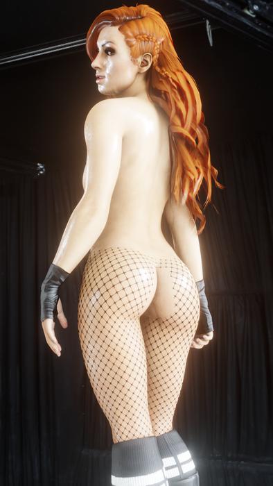 Becky - WWE2k