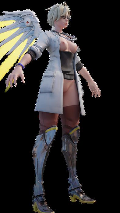 Ultimate Mercy 4.0