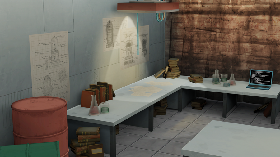 Dr. Gero's Lab