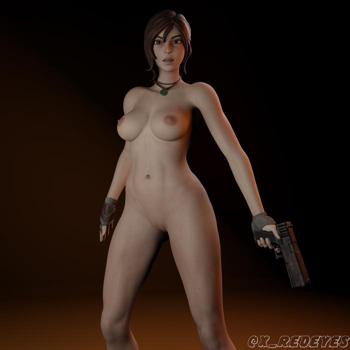 Lara Croft | Fortnite style