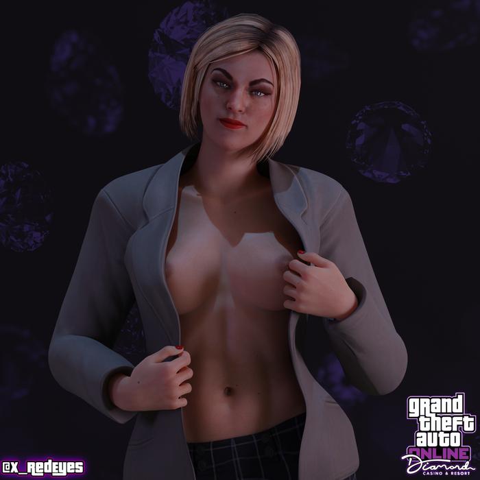 Agatha Baker | GTA V