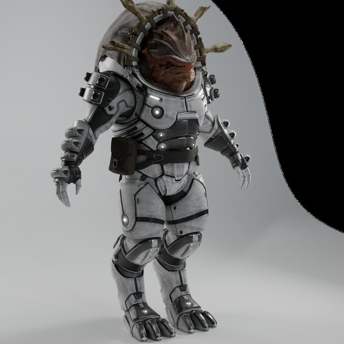 Krogan [Mass Effect Andromeda]