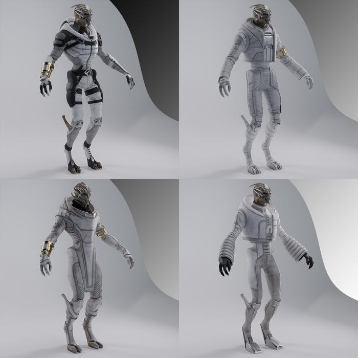 Turians [Mass Effect Andromeda]