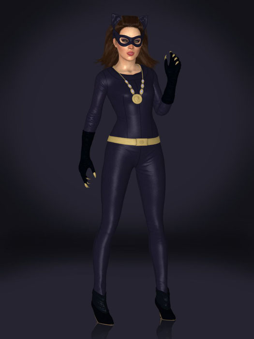 Catwoman Arkham Knight 1966