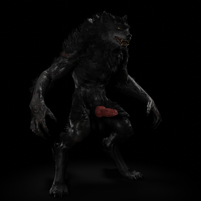 Werewolf from Werewolf: The Apocalypse - Earthblood