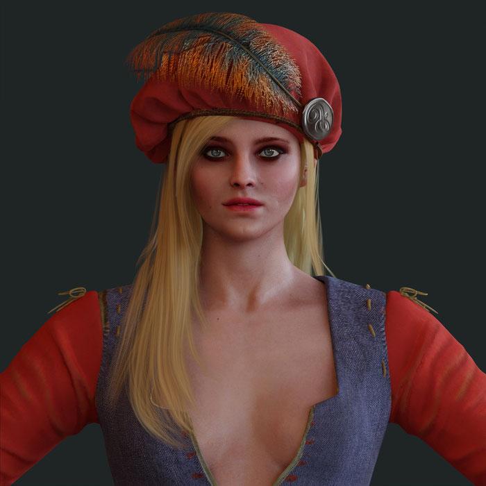 Priscilla [The Witcher 3]