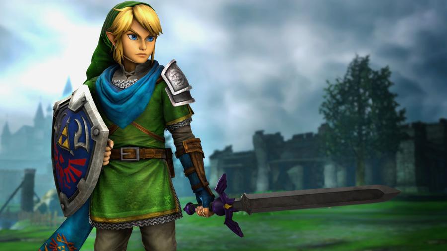 Link - Hyrule Warriors