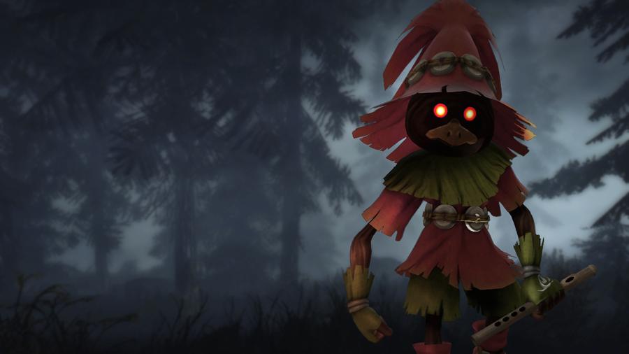 Skull Kid - Hyrule Warriors/Smash 4