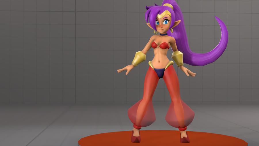 Shantae [Rafaknight] (With Source)