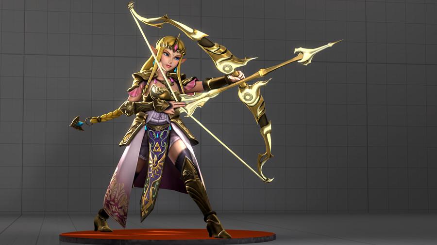 Zelda - Hyrule Warriors