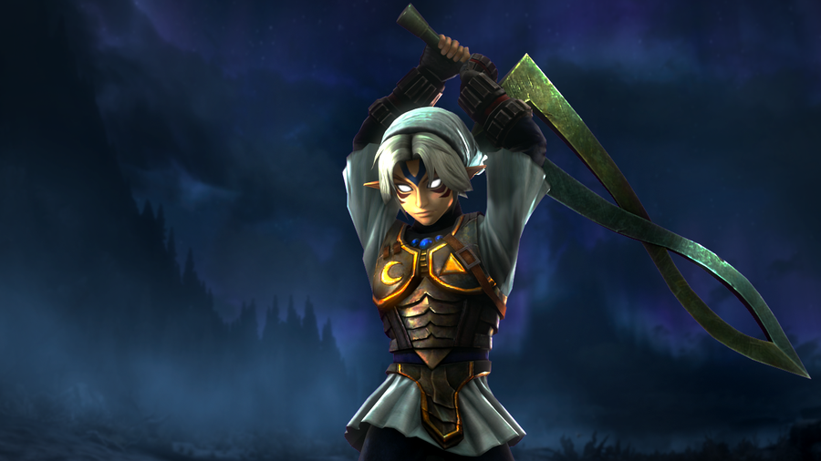 Fierce Deity - Hyrule Warriors