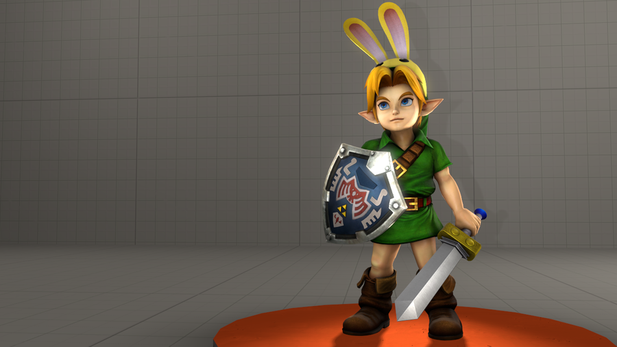 Young Link - Hyrule Warriors
