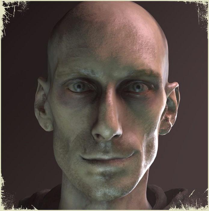 SFM Resident Evil 7 Lucas Baker