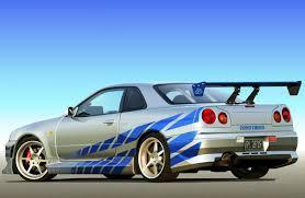 Fast & Furious 2 (2 Fast 2 Furious) Nissan Skyline GT-R R34 Sounds