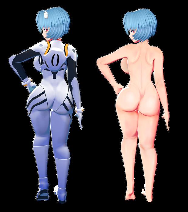 Rei Ayanami - Evangelion - Mogudan Version