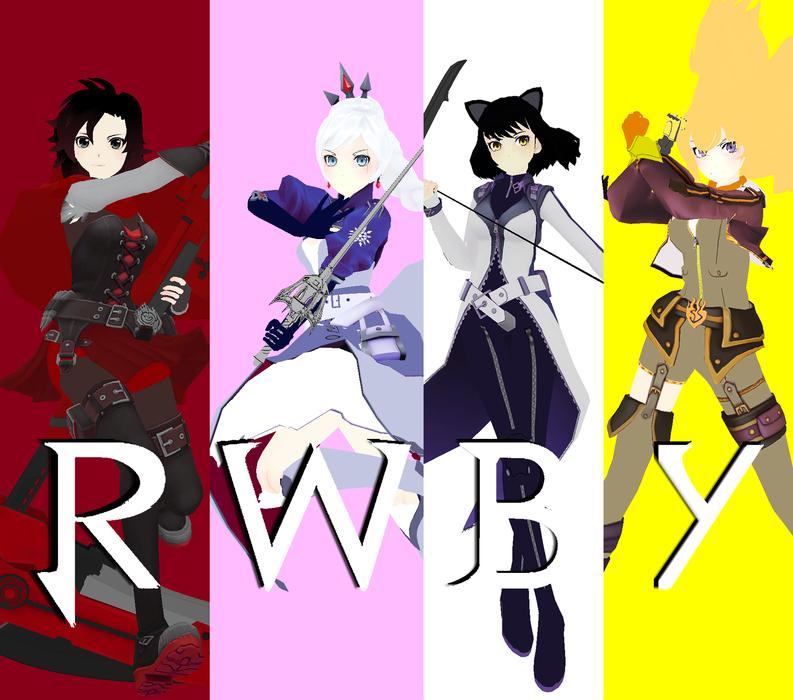 Rwby: Team RWBY Volume 7 pack