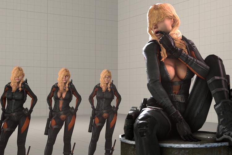Rachael Foley - Resident Evil Revelations