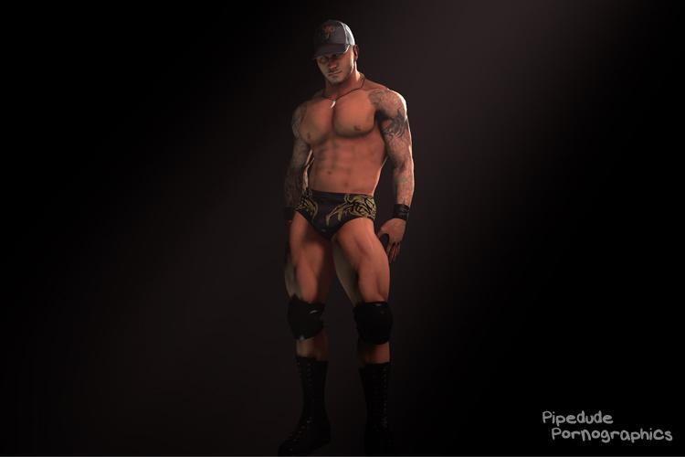 [WWE SmackDown vs. Raw 2011] Randy Orton