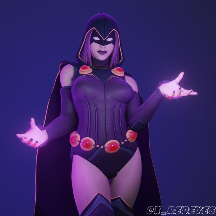 Raven | Fortnite style