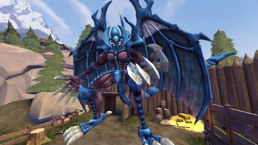 Yu-Gi-Oh! - Raviel, Lord of Phantasms