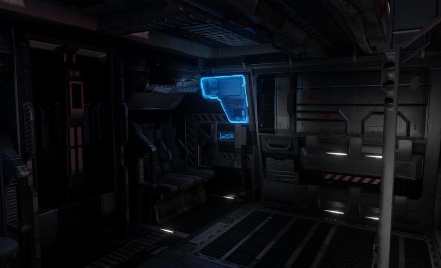 Mass Effect 3 Remaster Shuttle