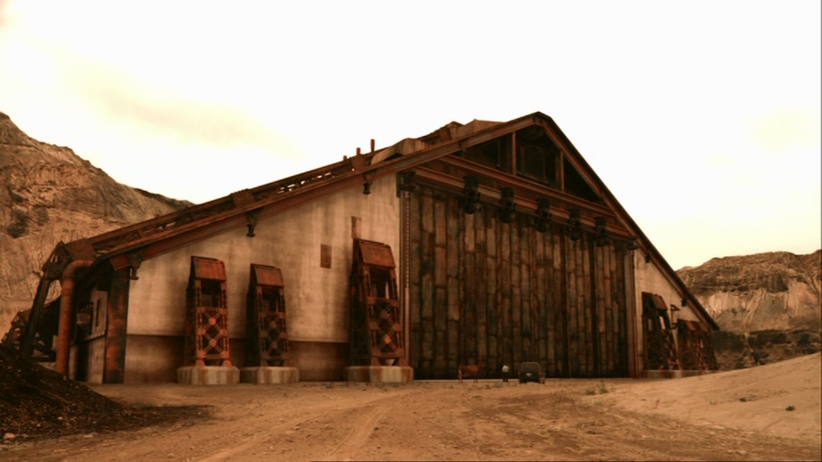 Warehouse 13 Front