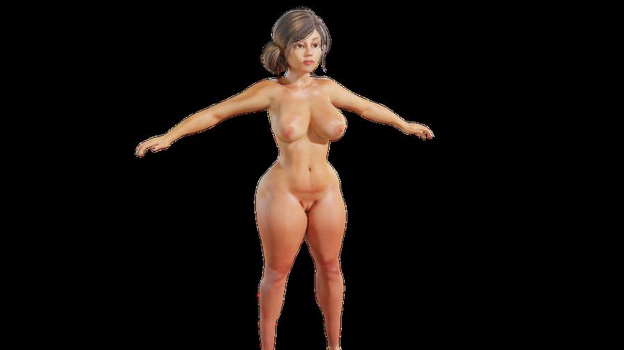 Stacy  v1.0 - nsfw stylized extra, or main girl