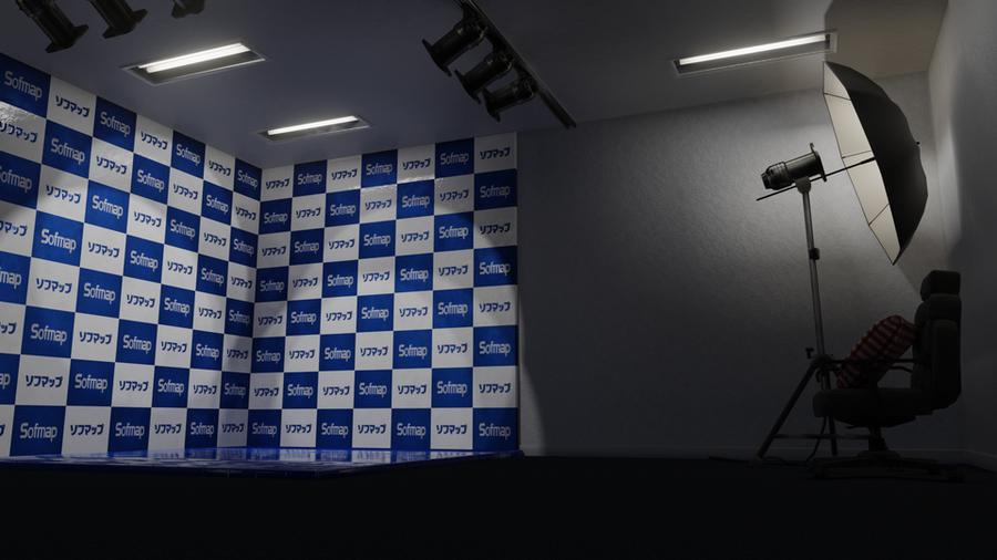 DoA XVV Photoshoot Stage