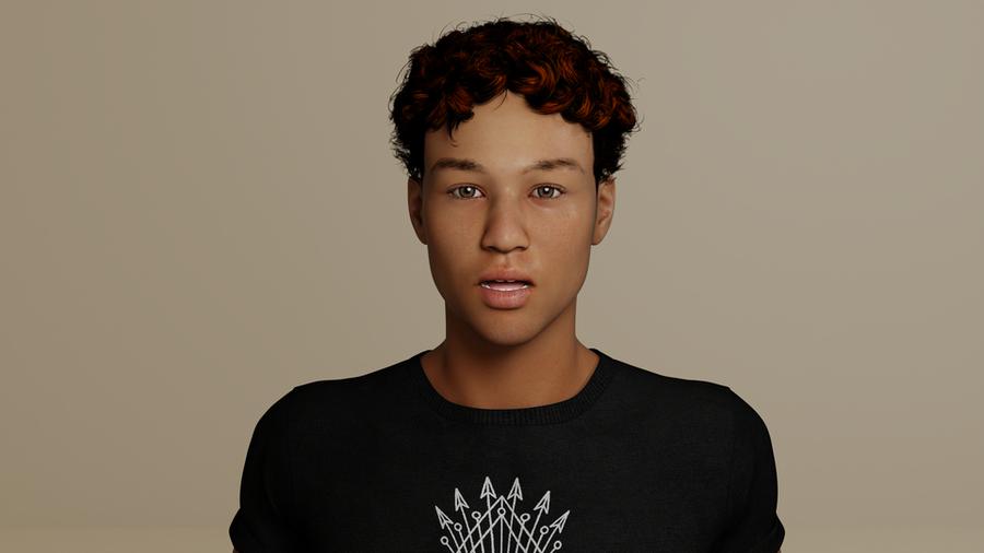 Myles (Generic Male 1)