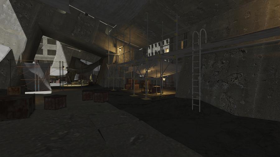 NieR Automata: Resistance Camp