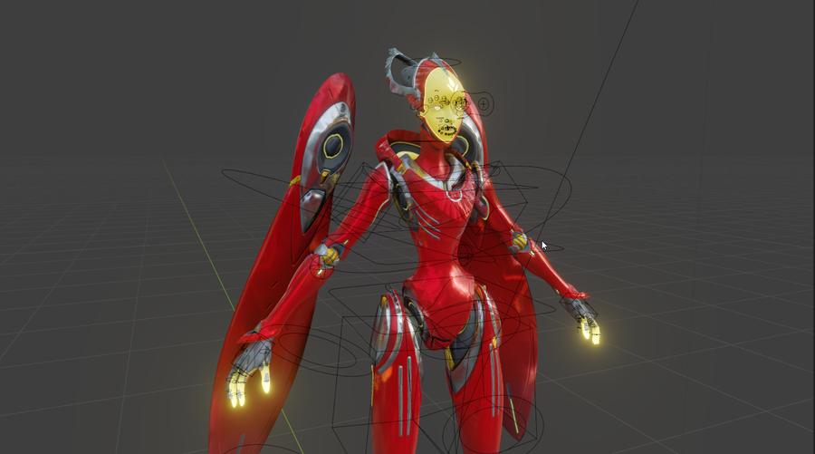 Echo Hot Rod (Overwatch)