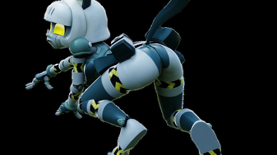 Robo Fortune (Skullgirls)